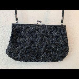 Handbags - 🌻 Vintage Handbag: Hand Beaded